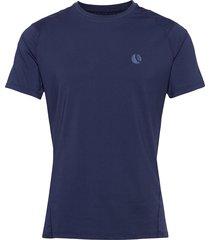 tee patric patric t-shirts short-sleeved blå björn borg