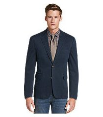 1905 collection traditional fit canvas soft jacket - big & tall clearance