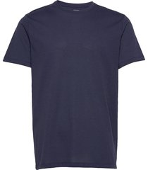 m's big up tee t-shirts short-sleeved blå houdini