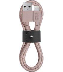 native union belt cable 1.2m - rose