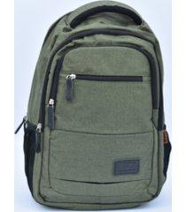 mochila bolsa universitária escolar masculino/feminina chum chumbo