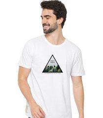 camiseta sandro clothing dont touch branco - branco - masculino - dafiti
