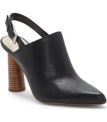 vince camuto korlin slingback shooties women's shoes