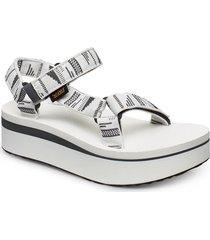 w flatform universal shoes summer shoes flat sandals vit teva