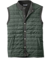 barbour essential gilet / barbour essential gilet, charcoal, medium