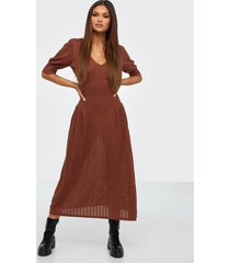 y.a.s yaschetta ss knit dress ft loose fit dresses
