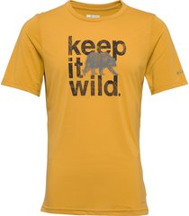terra vale™ ii ss tee t-shirts short-sleeved gul columbia