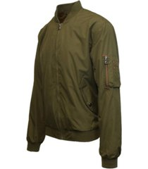 galaxy by harvic men's ma-1 lightweight bomber flight jacket