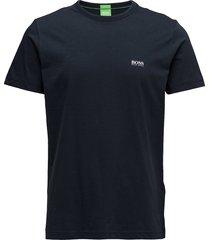 tee t-shirts short-sleeved svart boss