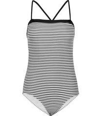 ibiza swimma baddräkt badkläder svart mads nørgaard