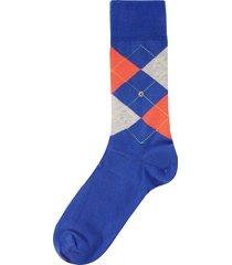 burlington socks king blue 21020-6053