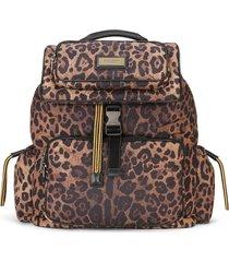 dolce & gabbana backpack leo nylon