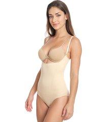body lady genny sin busto seamless control nude - calce ajustado