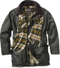 barbour beaufort jacket, sage, 52