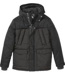 giacca outdoor con cappuccio (grigio) - bpc bonprix collection
