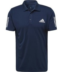 polo shirt korte mouw adidas 3-stripes club poloshirt