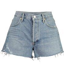 annabelle cut off denim shorts
