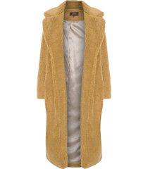 casaco feminino margot - marrom