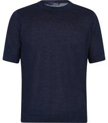 lardini relaxed fit t-shirt