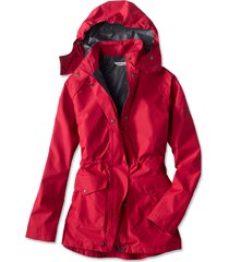 barbour deep sea jacket / barbour deep sea jacket, brick red, 8