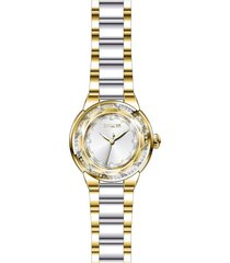 reloj angel invicta modelo 29793 gris