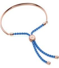 rose gold fiji friendship bracelet