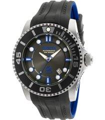 reloj invicta carbón de leña, azul modelo 202gg para hombres, colección pro diver