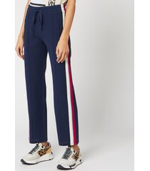 isabel marant étoile women's dobbs trouser - midnight - fr 40/uk 12