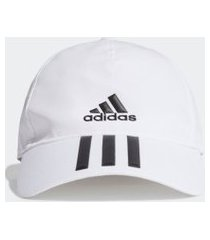 boné adidas boné baseball aeroready 3-stripes branco