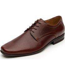 zapato formal salamanca nogal flexi