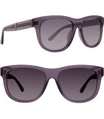 men's diff milo 48mm polarized sunglasses - smoke/ grey
