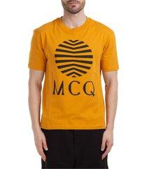 mcq alexander mcqueen milano cartoon t-shirt