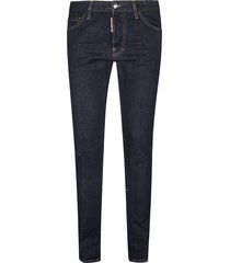 dsquared2 icon fitted jeans