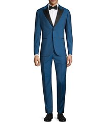 soho tailored-fit wool-mohair evening suit