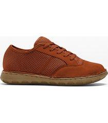sneaker comode in pelle (marrone) - bpc selection
