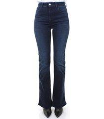 bootcut jeans armani 6h2j47 2d9fz
