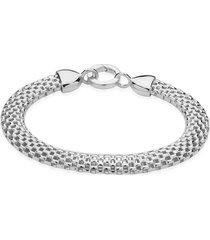 monica vinader x doina wide chain bracelet, size 7.5 in in silver at nordstrom