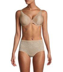 le mystere infinite comfort unlined bra - black - size 38 e