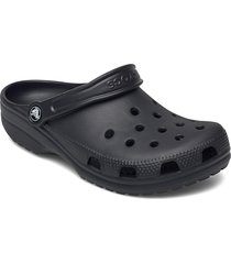 classic shoes summer shoes sandals svart crocs