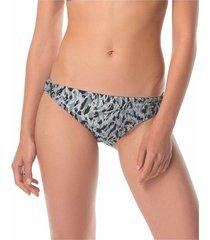 bikini bottom graphic leopard