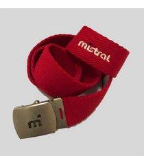 cinturón rojo mistral weddell pluss