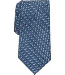 perry ellis men's montey classic geo tie
