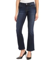 mavi jeans molly classic bootcuts jeans, size 3234 in deep super soft at nordstrom