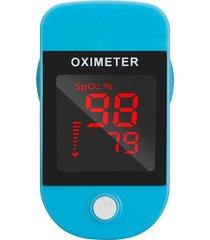 de pulso fingertip, monitor de saturación de oxígeno spo2 clip de dedo  de pulso body health monitor