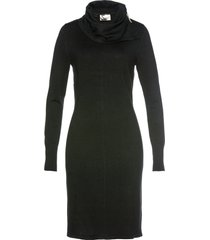 abito in maglia a collo alto (nero) - bpc selection