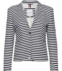 beehive jersey sb bl blazers casual blazers multi/patroon tommy hilfiger