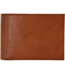 men's bosca aged leather executive wallet - brown