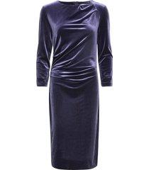 nisas dress dresses bodycon dresses blå inwear