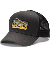 bent rod badge hat