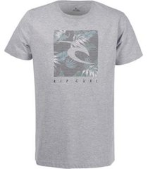 camiseta rip curl front side marle ii